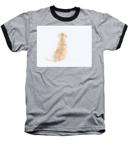 What Do You See? Baseball T-Shirt