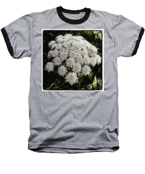 Baseball T-Shirt featuring the photograph What Flower Is This? I Think It's by Mr Photojimsf