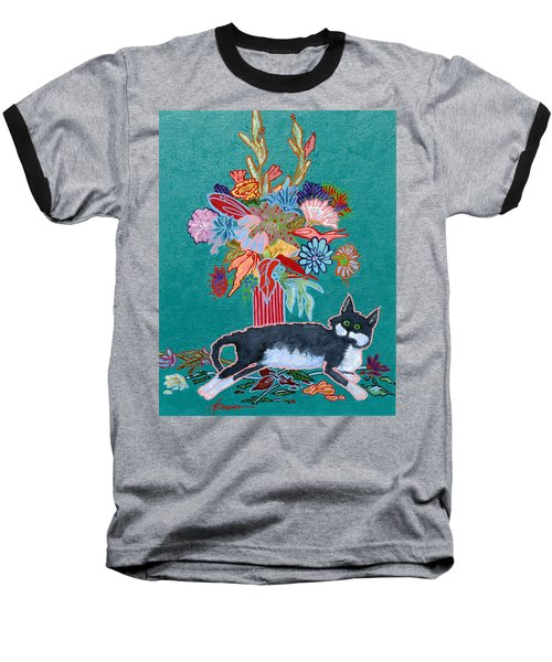 What Flowers Baseball T-Shirt