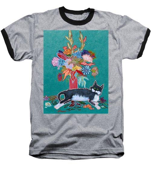 What Flowers Baseball T-Shirt