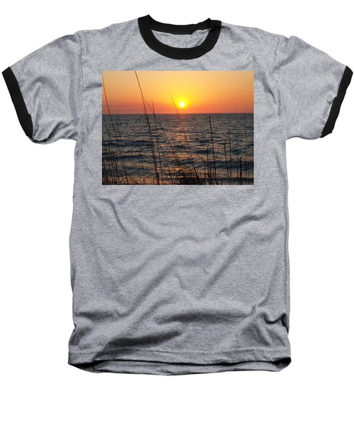 Baseball T-Shirt featuring the photograph What God Gave To Adam by Robert Margetts