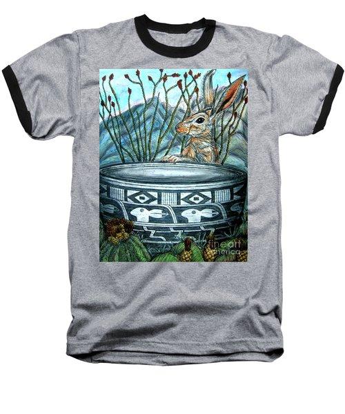 What Have We Here? Baseball T-Shirt by Kim Jones