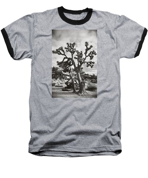 What I Wouldn't Give Bw Baseball T-Shirt by Laurie Search