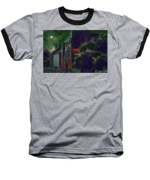What If Grimshaw Came To Kilham Baseball T-Shirt