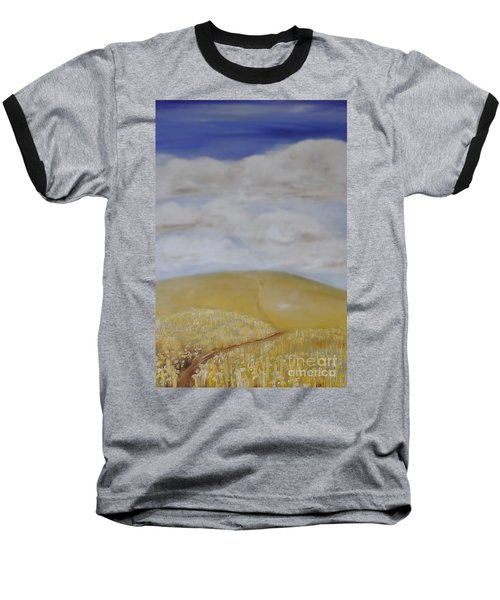 What Is Beyond? Baseball T-Shirt