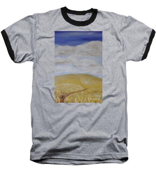 What Is Beyond? Baseball T-Shirt