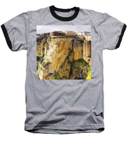 What Place Is This Baseball T-Shirt