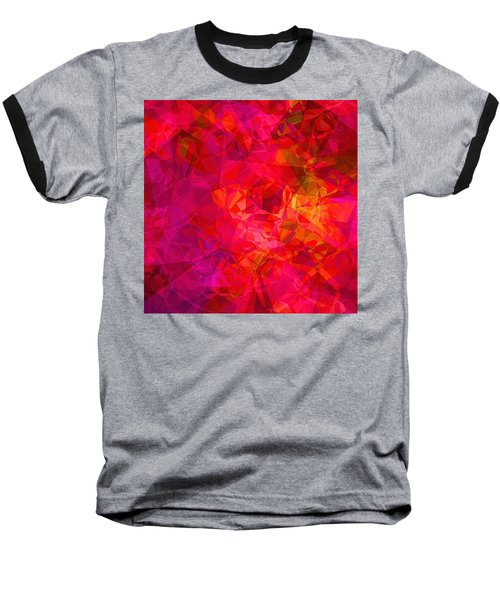 What The Heart Wants Baseball T-Shirt