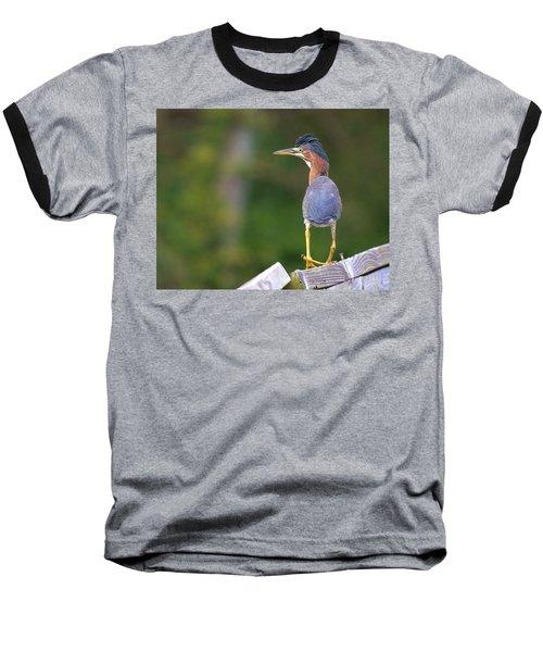 What You Looking At? Baseball T-Shirt