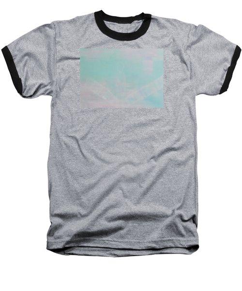 What's The Next Step? Baseball T-Shirt by Min Zou