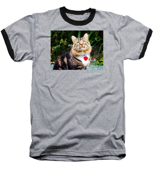 What's Up There Baseball T-Shirt