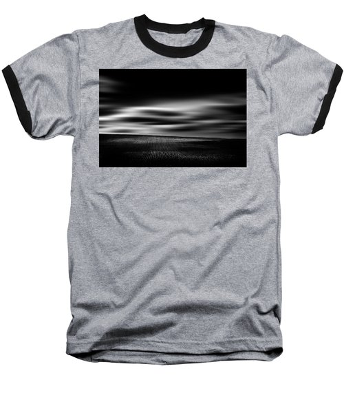Baseball T-Shirt featuring the photograph Wheat Abstract by Dan Jurak