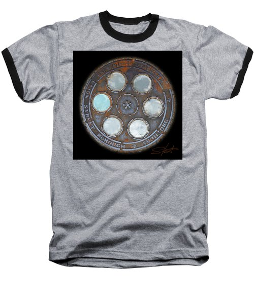 Wheel 2 Baseball T-Shirt