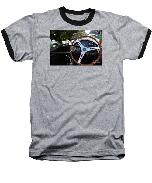 Wheel Baseball T-Shirt