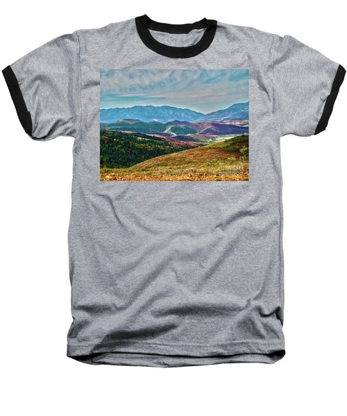 Wheeler Peak Baseball T-Shirt