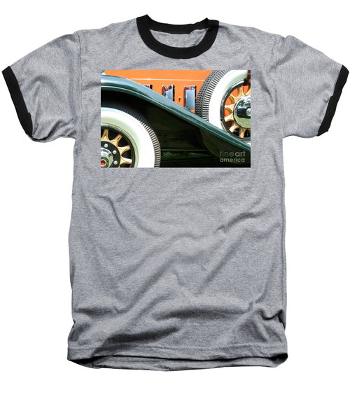 Wheels Baseball T-Shirt