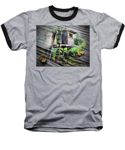 Baseball T-Shirt featuring the photograph When Boys Dream by Brian Wallace