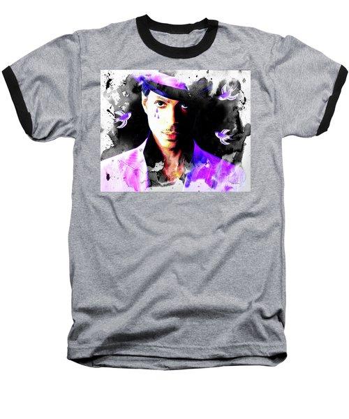 When Doves Cry Baseball T-Shirt