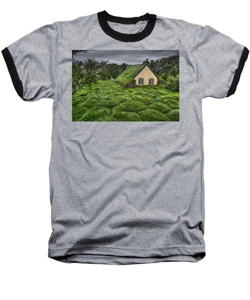 When Heaven Calls Your Name Baseball T-Shirt