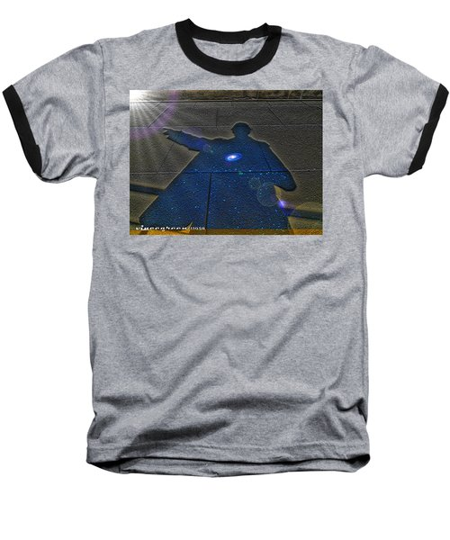 When I Look Inside Baseball T-Shirt