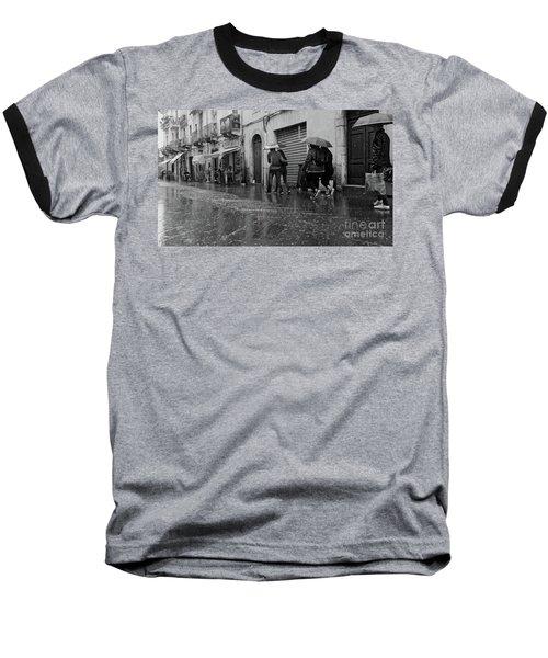 When It Rains It Pours Baseball T-Shirt