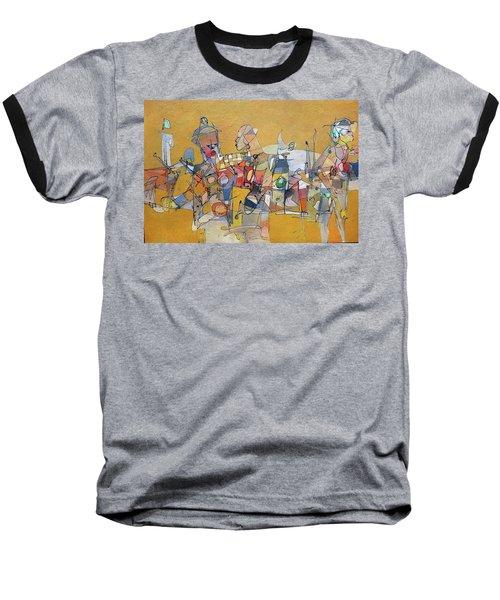 When Its Not Your War Baseball T-Shirt by Ronex Ahimbisibwe