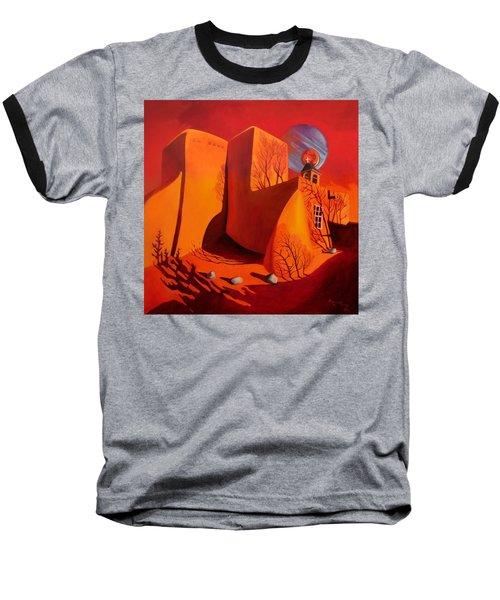 When Jupiter Aligns With Mars Baseball T-Shirt