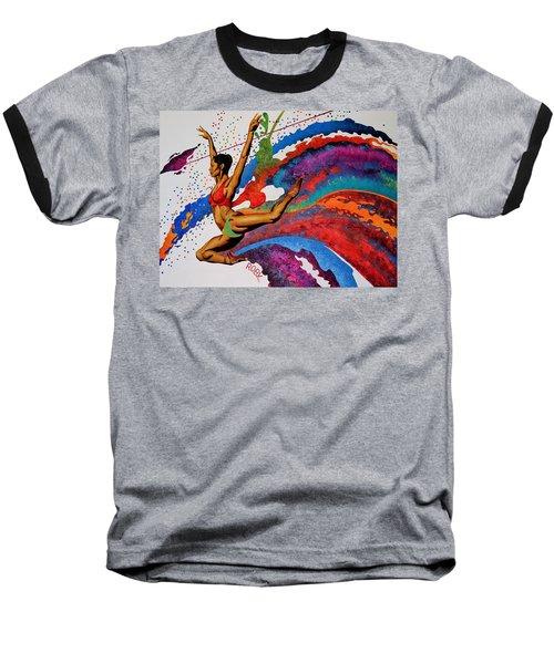 When Misty Moves Baseball T-Shirt