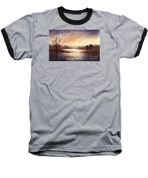 When Shadows Fall  Baseball T-Shirt