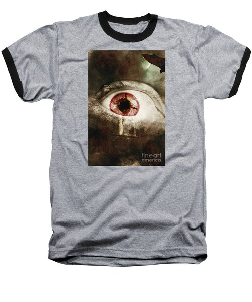 Baseball T-Shirt featuring the photograph When Souls Escape by Jorgo Photography - Wall Art Gallery