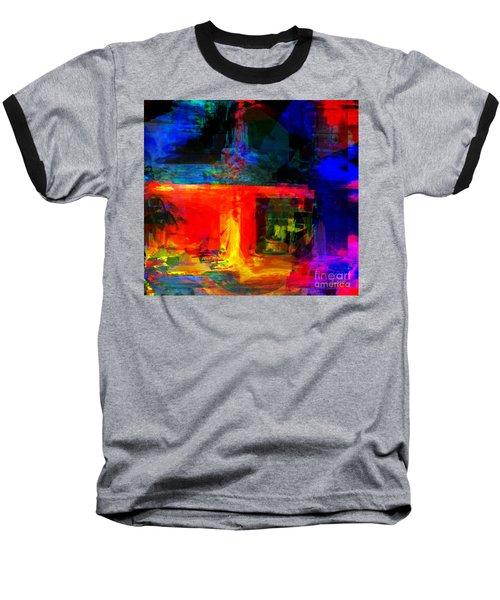 When Water Will Not Stop Baseball T-Shirt
