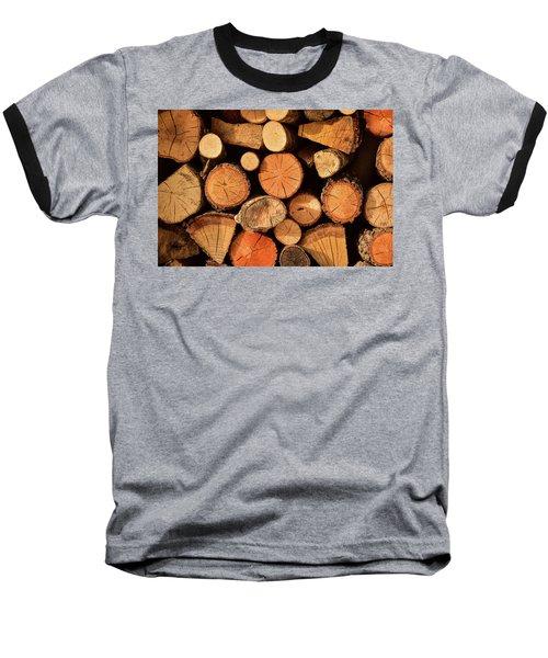 When Winter Will Come Baseball T-Shirt