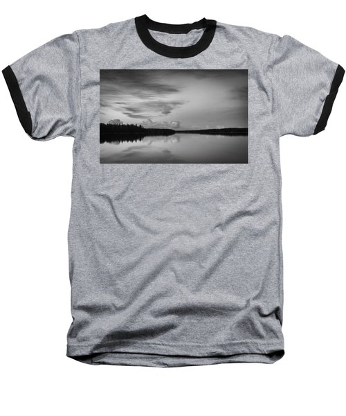 When You Look At The World What Is It That You See Baseball T-Shirt