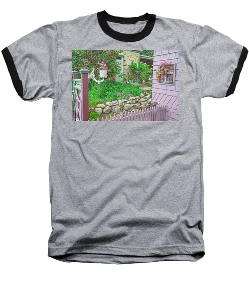 When You're In Idaho Springs, Colorado, Have A Beer With Us In Our Backyard. Cool Your Pipes Here. Baseball T-Shirt