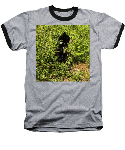 Where Are The Berries? Baseball T-Shirt