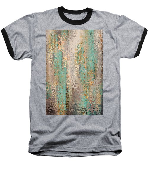 Where Are You God. Hebrews 4 12 Baseball T-Shirt by Mark Lawrence