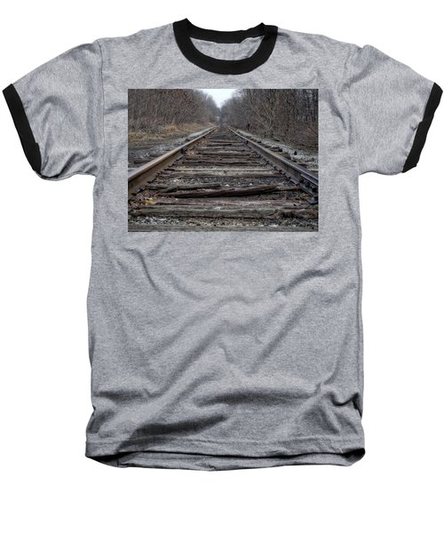 Where Are You Going? Baseball T-Shirt