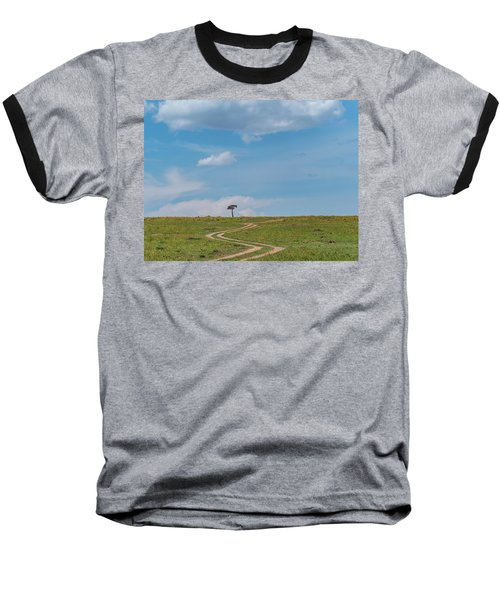 Where Does It Lead To Baseball T-Shirt