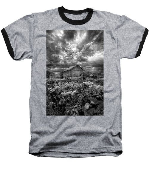 Where Ghosts Of Old Dwell And Hold Baseball T-Shirt