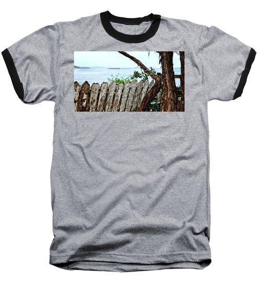 Where Is Becky? Baseball T-Shirt