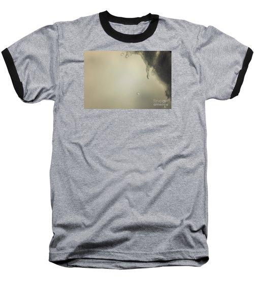 Where Memories Begin Baseball T-Shirt by Janie Johnson