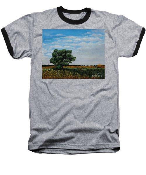 Where The Fields Meet Baseball T-Shirt