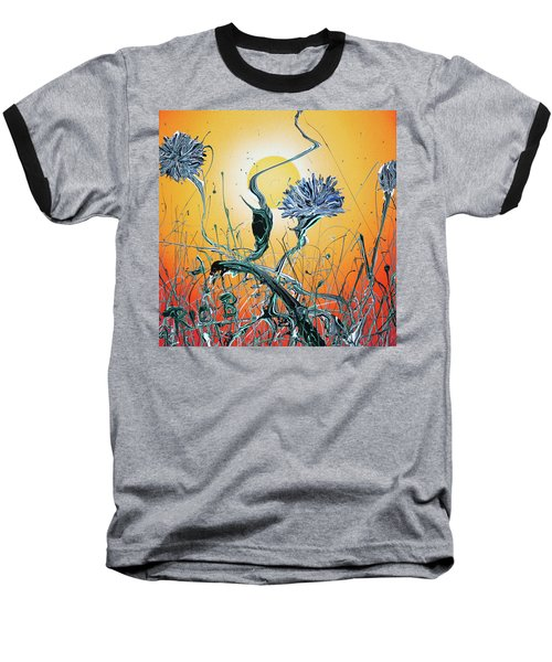 Where The Will Stills The Whispers Baseball T-Shirt