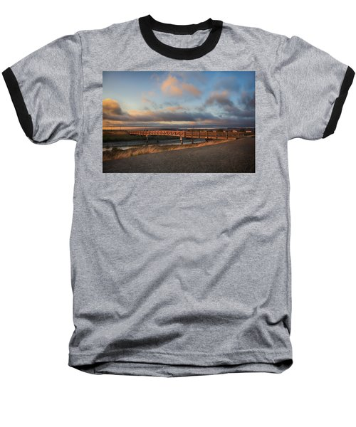 Where The Years Behind Are Piled Up High Baseball T-Shirt