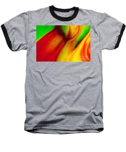 Where Time Stands Still Baseball T-Shirt