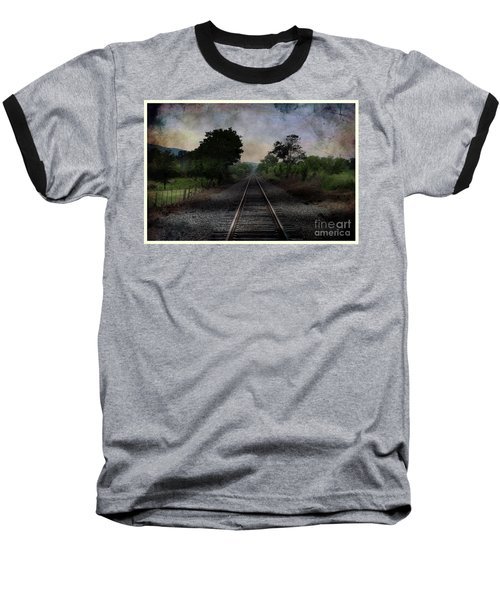 Where To Next Baseball T-Shirt