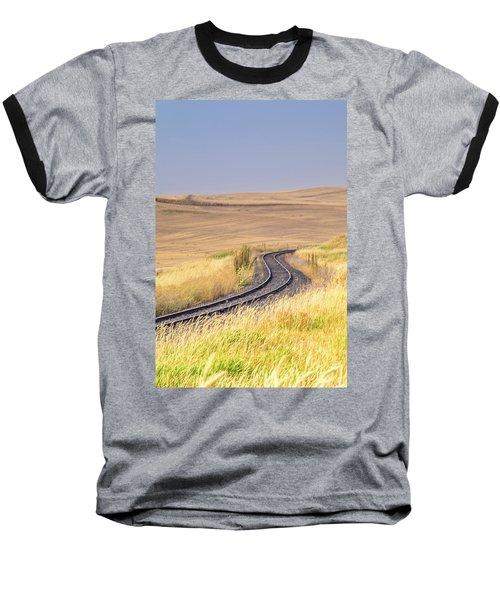 Where To? Baseball T-Shirt