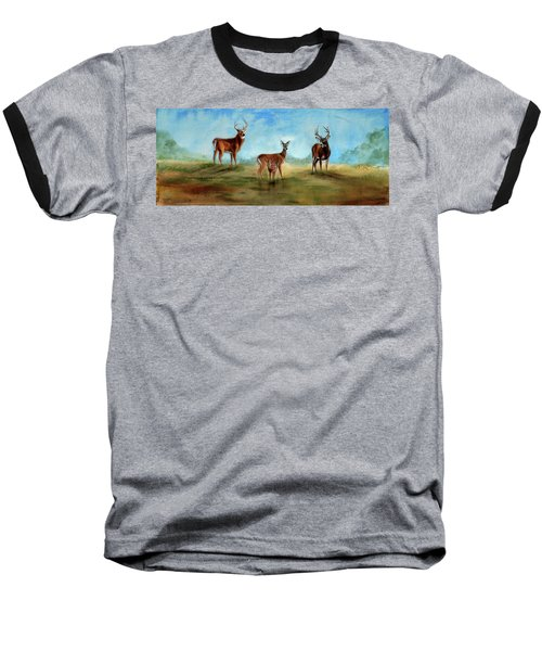 Which One Baseball T-Shirt