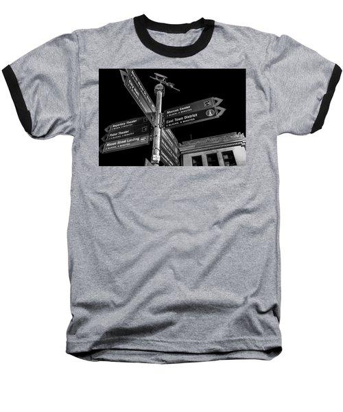 Which Way In Milwaukee? Baseball T-Shirt