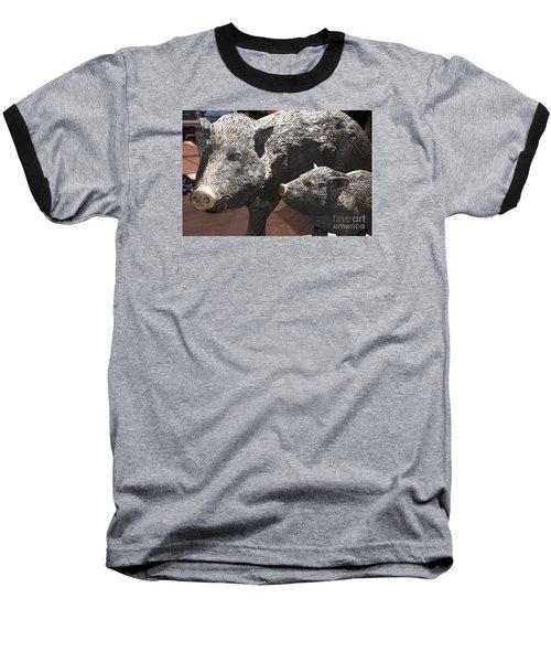 Which Way Mama Baseball T-Shirt
